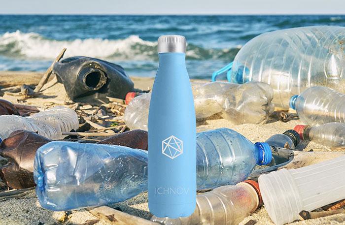 Bottiglia termica in alluminio